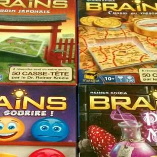 Brains : Knizia, c'est plus fort que toi