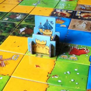 KingDomino -L'âge des géants : Le royaume s'agrandit.