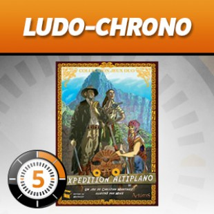 LUDOCHRONO – Expedition Altiplano