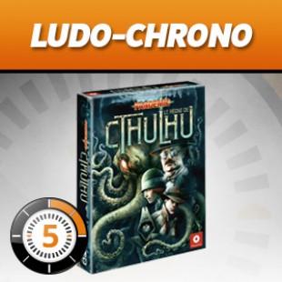 LUDOCHRONO – Pandemic: Le Règne de Cthulhu