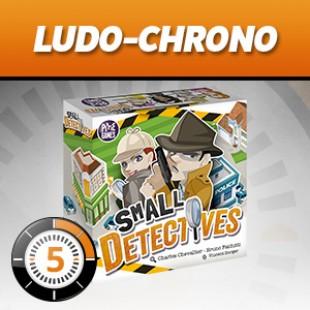 LUDOCHRONO – Small Detectives