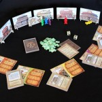 Wanted Rich or Dead -Materiel-Jeu de societe-ludovox