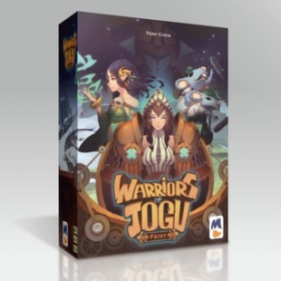 Warriors of Jogu: Feint