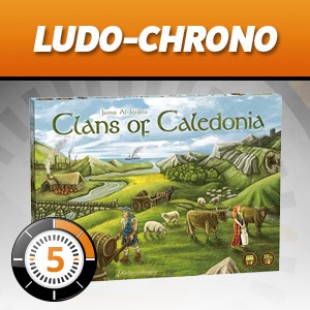 LUDOCHRONO – Clans of caledonia