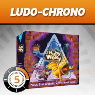 LUDOCHRONO – Huby Woky