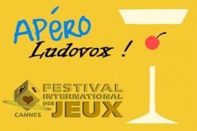Vous serez à Cannes ? Venez à l'apéro Vox !