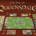 The Rise of Queensdale -Materiel-Jeu-de-societe-ludovox