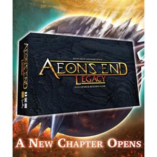 Aeon's End Legacy : la mort en héritage ?