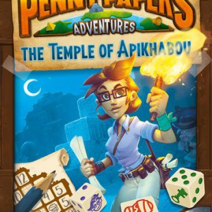 Penny Papers – Le temple d'Apikhabou