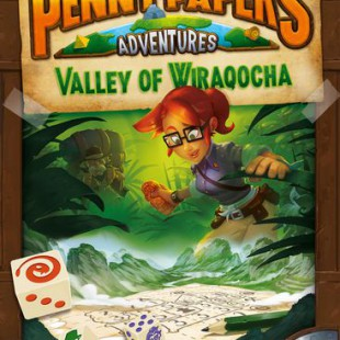 Penny Papers – La vallée de Wiraqocha