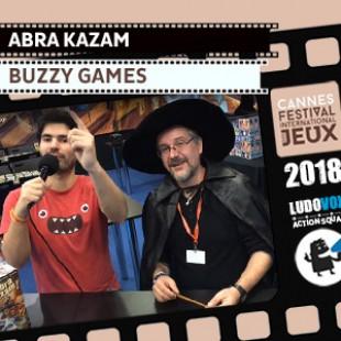FIJ 2018 – Abra Kazam – Buzzy Games