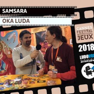 FIJ 2018 – Samsara – Oka Luda