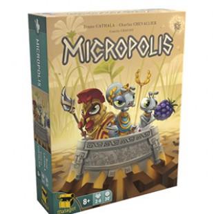 Micropolis : Un jeu qui épate la galerie