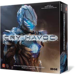 Cry Havoc en français