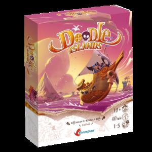 Doodle Islands boite