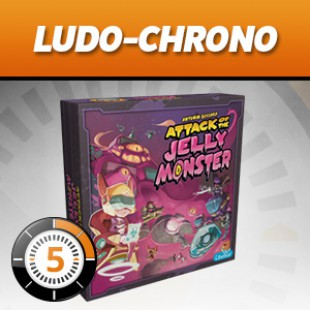 LUDOCHRONO – Attack of the Jelly Monster