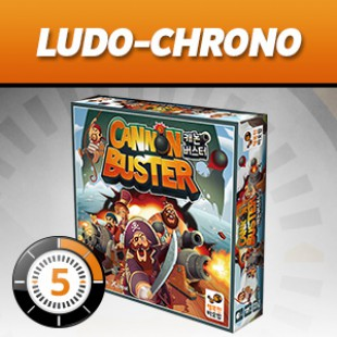 LUDOCHRONO – Cannon Buster