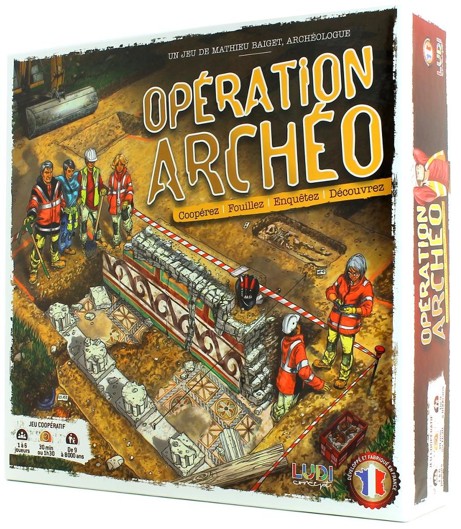 Opération archéo-Couv-Jeu-de-societe-ludovox