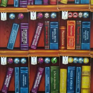 Ex Libris : L'art du rangement