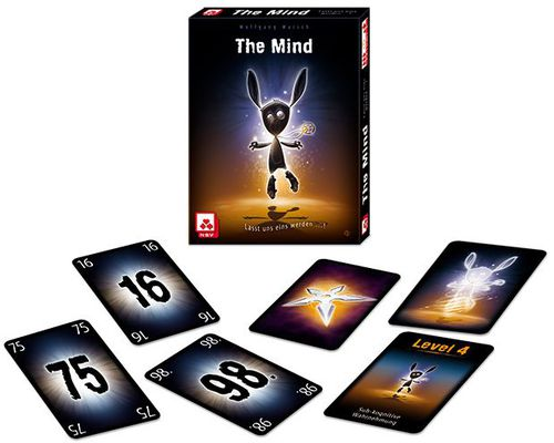 the mind jeu de societe materiel