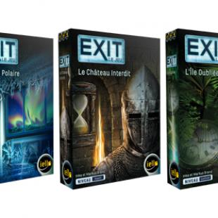 Exit, le jeu d'escape room : Saison 2
