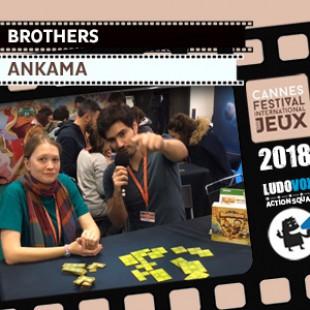FIJ 2018 – Brothers – Ankama