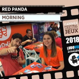 FIJ 2018 – Red Panda – Morning