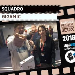 FIJ 2018 – Squadro – Gigamic