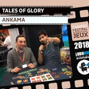 FIJ 2018 – Tales of glory – Ankama