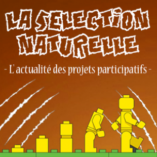Participatif, la sélection naturelle du lundi 09 avril 2018