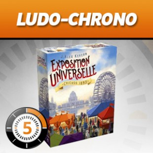LUDOCHRONO – Exposition Universelle : Chicago 1893