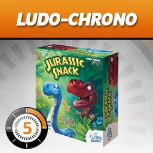 LUDOCHRONO – Jurassic Snack