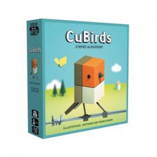 CuBirds – D'entières volées de CubOiseaux