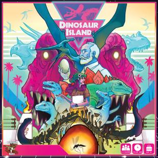Dinosaur Island : Jurassic Park le jeu (moins la licence)