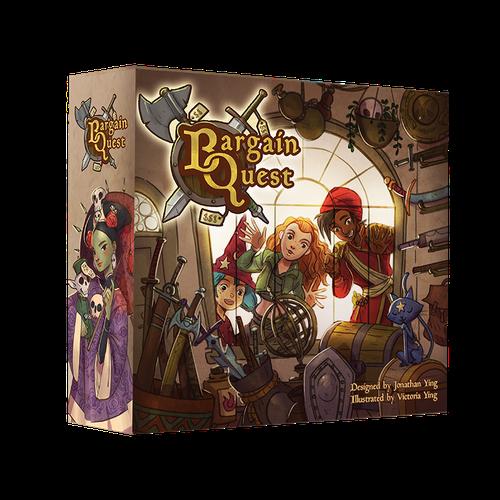 Bargain Quest 3 D
