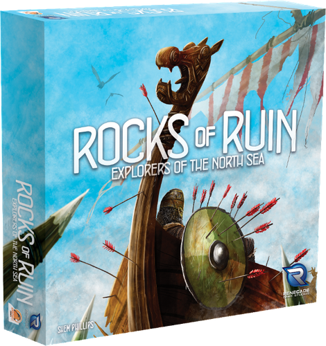 Explorers of the North Sea Rocks of Ruin