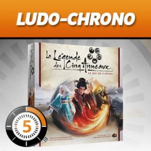 LUDOCHRONO – La Légende des cinq Anneaux