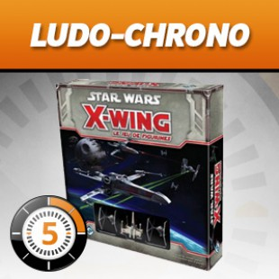 LUDOCHRONO – Star Wars X-Wing : Le Jeu de Figurines
