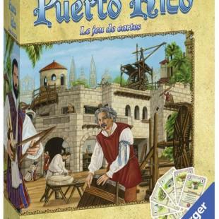 Puerto Rico – le jeu de cartes
