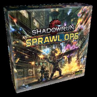 Shadowrun : Sprawl Ops