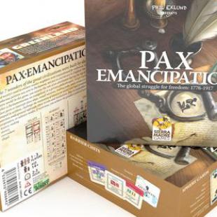 Pax Emancipation, le nouveau Phil Eklund [Essen 2018]