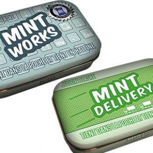 Mint Works & Mint Delivery, les jeux fraicheurs