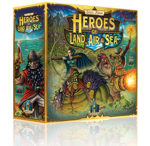 Heroes of Air, Land & Sea 3 d