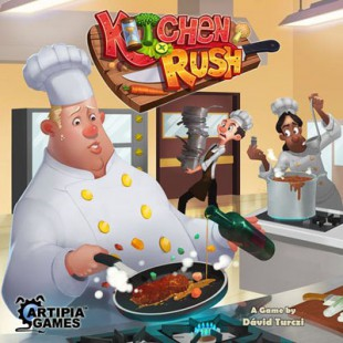 Kitchen Rush : Il jouait du piano debout
