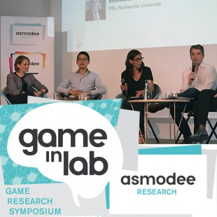 Game In Lab – J2S, Serious Game et Jeux vidéo