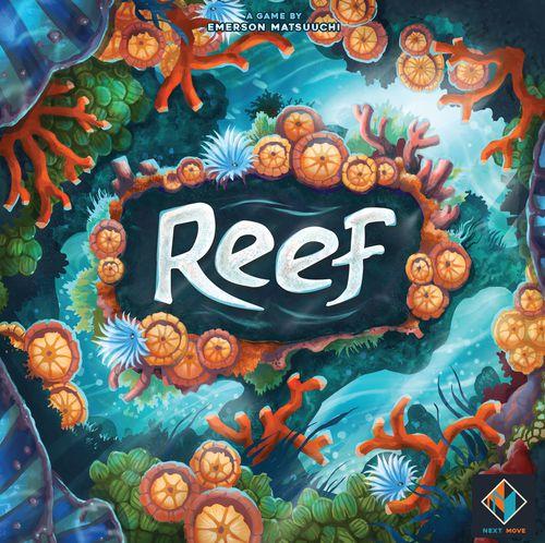 reef jeu