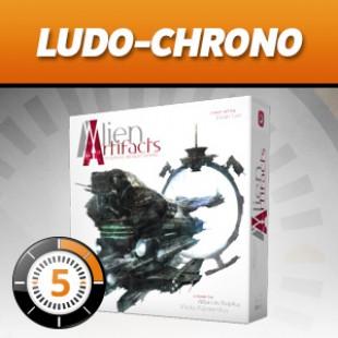 LUDOCHRONO – Alien Artifacts