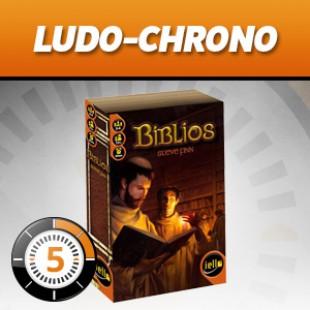 LUDOCHRONO – Biblios