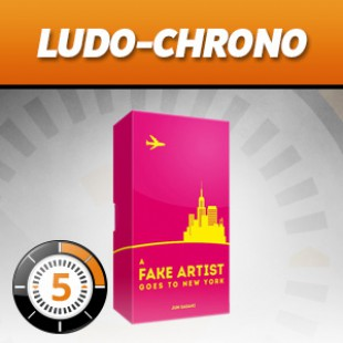 LUDOCHRONO – Fake Artist Goes to New York