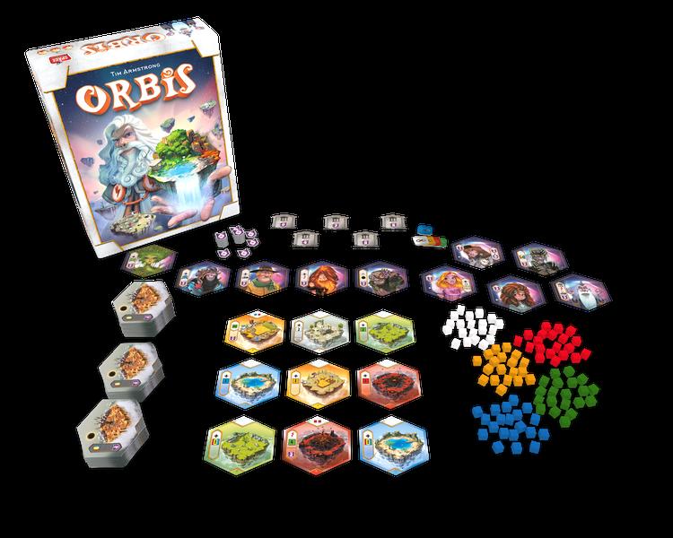 ORBIS SPACE COWBOYS LUDOVOX